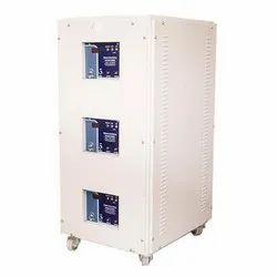 15 KVA Air Cooled Servo Voltage Stabilizer