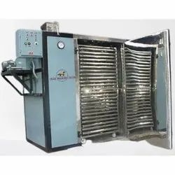 Ss Tray Dryer 48 Trays