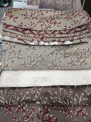 Curtain Fabric For Home Decor