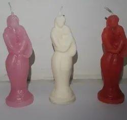 小雕像蜡烛