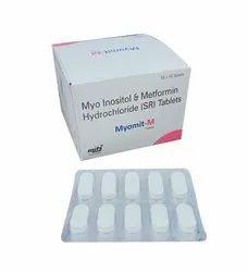 Myo Inositol and Metformin Hydrochloride