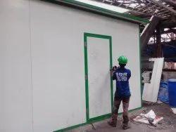 Prefabricated Portable Canteen Cabin