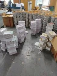 Offset Printing One Week Wiro/Spiral book making service, in Pan India, Dimension / Size: 22x16x3 Centimeters