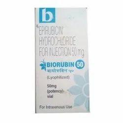 Biorubin  Epirubicin 50 Mg