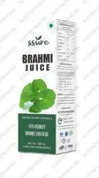 Ssure Brahmi Juice 500Ml For Anti-Oxident Memory Enhancer