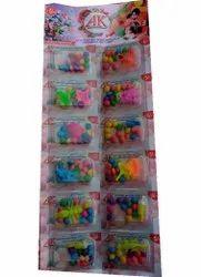 AK Ball Chocolate Candy, Quantity Per Pack: 12 Pack Per Sheet