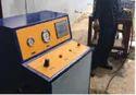 Air Operated Water Bulging Machine