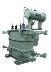 3-Phase 2.5MVA Oil Cooled Distribution Transformer