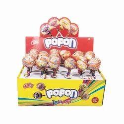 mr candy Suger Confertionery,Lollipop popon lollipop, Packaging Type: Box Packaging