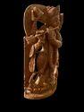 Krishna I Wooden Murti 8 Inch