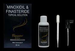 Minoxidil 10 %+ Finasteride 0.1 % Solution (Tricogaine Forte)