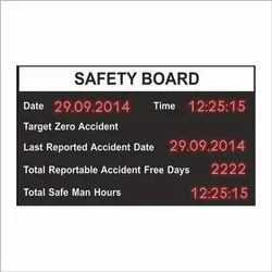 Industrial Safety Display