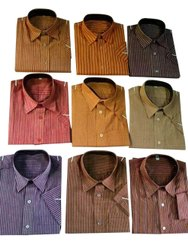 Regular Fit Men MNC Formal Wear Shirt