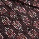 Janasya Men's Brown Cotton Kurta(MEN5006)