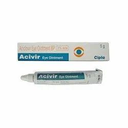 Acivir Eye Ointment ( Aceclovir )