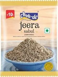 Chukde Spices Jeera Sabut, Packaging Type: Pouch, Packaging Size: 20gm