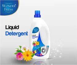 Wonder Fresh Original Liquid Detergent, Packaging Type: Bottom, Packaging Size: 1 Ltr