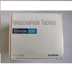 Elinide 500毫克片剂