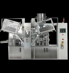 Tube Filling And Sealing Machine - Maxi - Double Head