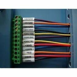 Pvc Ferrule Printing Services  Pvc Cable Marking Ferrule