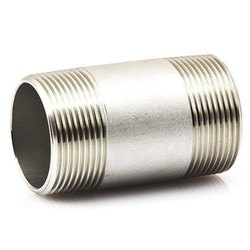 1/2 inch SS Socket Nipple, For Plumbing Pipe