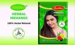 redish Madihas Herbal Mehandi, Packaging Type: Pouch, Packaging Size: 40gm