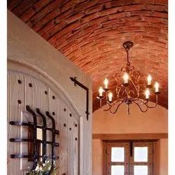 Rectangular Clay Arch Bricks, For Side Walls, Size: 75 x 38 mm
