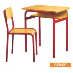 Single Seater Classroom Desk