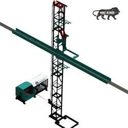 12 mtrs Rebars Lifting Attachment for Material Hoist