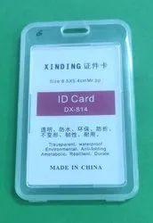 Xiding Plastic Card Holder