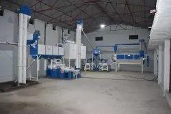 Atta Chakki Plant  1000 Kg Paer Kalak