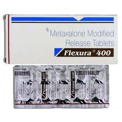 Flexura Tablet (Metaxalone)