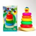 Indoor Plastic Turbo Stack Ring, Child Age Group: 1 - 12