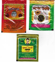 Tobaaco Packaging zipper pouch