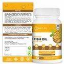 Fish Oil Softgel Capsules - Elicura Fish Oil (60 Softgels)