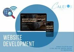 PHP/JavaScript Dynamic Website Development Service with 24x7 Support