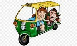 E Rickshaw Insurance Agent