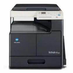 Konica Minolta Bizhub 185en/165en all-in-one Printer for Office