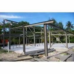 Steel Space Frame
