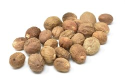 Dried Nutmeg Seed, Packaging Type: PP Bag, Packaging Size: 25 Kg