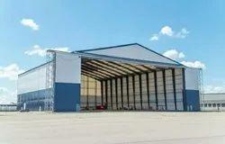 Prefab Aircraft Hangar Building