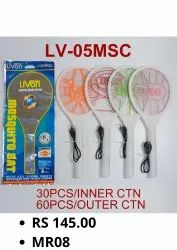 Livon Mosquito Racket With Wire