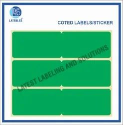 Coated Label