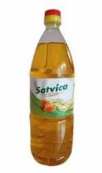Poly Unsaturated Rich In Vitamin Cold Pressed Safflower Oil, 1 L, Liquid