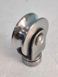 360 Degree Rotational Gate Roller
