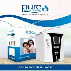 Aqua Wave Black Water Purifier, For Home