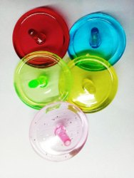 Crystal Spinner Small Plastic Toy