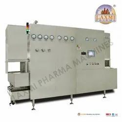 Stainless Steel Laxmi Dry Tunnel Machine