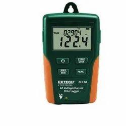 Extech DL160: Dual Input True RMS AC Voltage/Current Datalogger