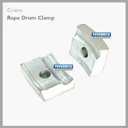 Crane Rope Drum Clamp